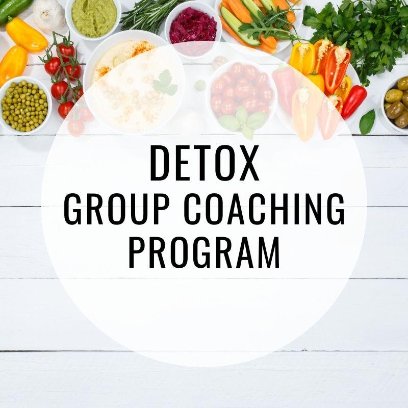 Detox Group Coaching Program